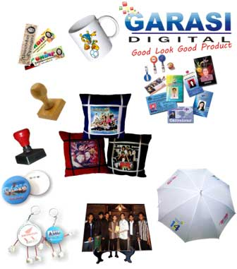Pusat Merchandise Indonesia