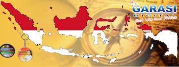 Pusat Pin di Indonesia