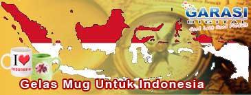 Mug untuk Indonesia