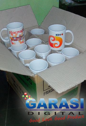 Jasa Cetak Mug Sablon