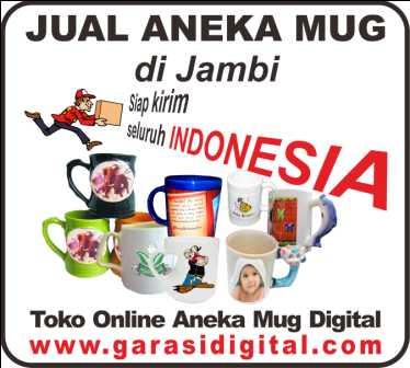 Jual Mug Digital di Jambi