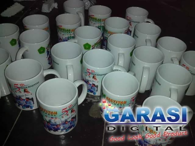 Tempat Pembuatan Mug Promosi Terpercaya