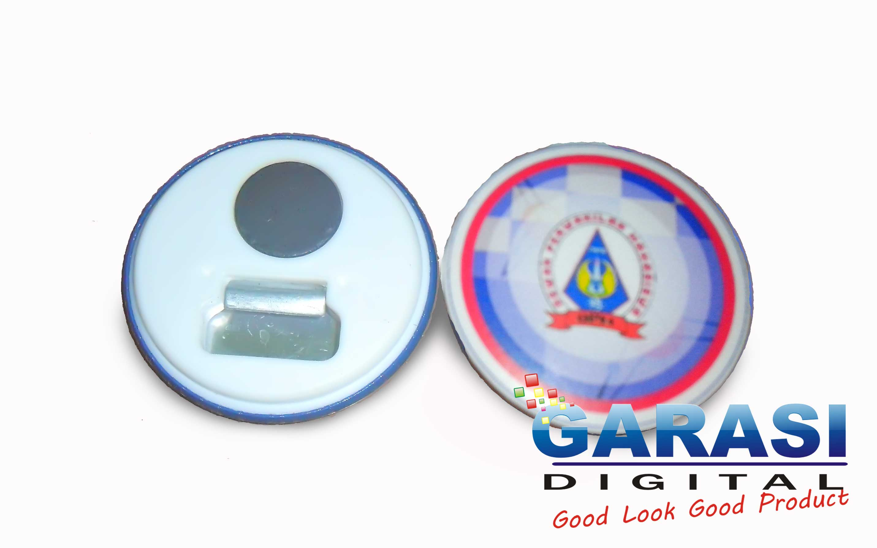 Pin Magnet 58mm